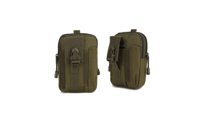 Pouch Belt Waist Pack Pocket for Huawei Phone Case Military Waist bags