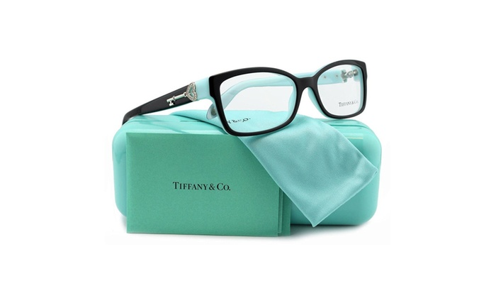 9bef5a6bfd Tiffany Eyeglasses Tf 2064b 8055 Black Blue 51mm Sunglasses