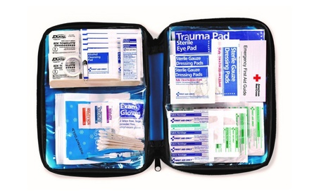 First Aid Only All-purpose First Aid Kit, Soft Case (131 Piece) 39018a5d-3ba2-487e-87d2-69785ff79694