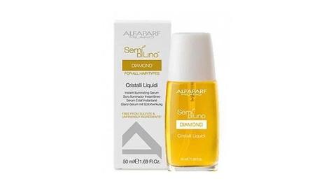 Diamond Cristalli Liquidi Serum Hair Care Oil Alfaparf Semi Di Lino