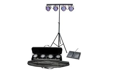 Chauvet LED Wash Light System with Bag 974ea583-44d6-4be2-af3d-3db4c02b4c09