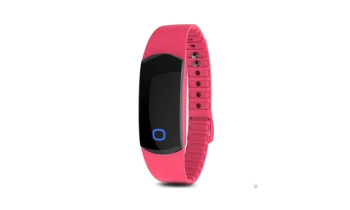 New Fitness Wrist Band Activity Tracker Sleep Monitor Smart Bluetooth