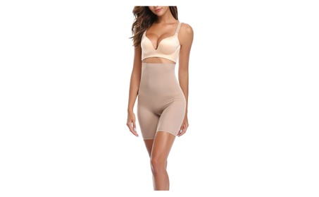 High Waist Mid Thigh Pants for All Day Comfort Shaper 63bf0aea-78a4-4823-aca9-6fb803d4bab7
