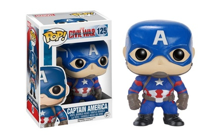 Funko POP Marvel Captain America Civil War Vinyl Figure c7060405-0ce7-4f8e-8440-b4e6b518f5c9