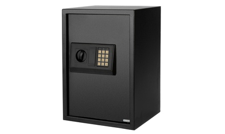 52L Home Security Electronic Digital Large Safe Box Was: $135 Now: $59.55.