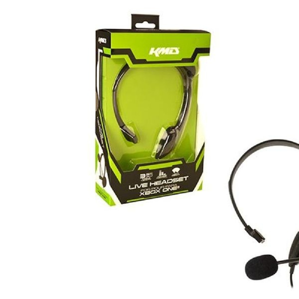 d073fdb0c67 Kmd Chat Gamer Headset For Microsoft Xbox One Small | Groupon