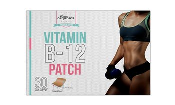Premium Grade Vitamin B12 Patch (30 Servings)
