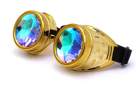 Retro Vintage Steampunk Crystal Lens Sunglasses 5d0785ab-c836-422b-8990-b37a8a023ecb