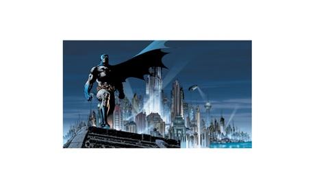 Roommates Decor Batman XL Wallpaper Mural 10.5' x 6' 39663d16-51d6-4090-a263-763ebaf513cd