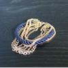 Vintage Gold Plated Weaved Bracelet