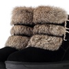DPN Women's Retro 2015 Autumn Snow Boots