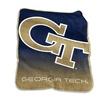GA Tech Raschel Throw