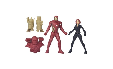 Iron Man and Black Widow Miniverse Action Figures Marvel Avengers 545e54ac-c869-40c0-ad09-60cdd1be196e