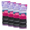Goody Ouchless Elastic Hair Ties (120-Count)