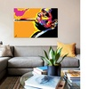 The Notorious B.I.G. by TECHNODROME1 Canvas Print