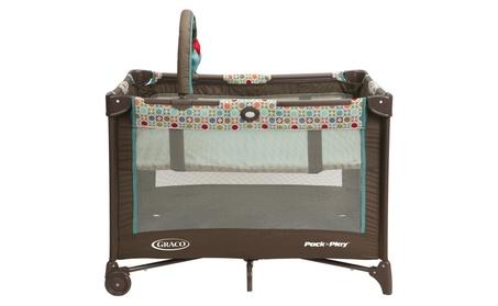 Graco Pack 'n Play On the Go Playard, Twister 6d597373-ea26-4c5e-9b93-33519ef31fc9