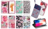 Folio Card Wallet Phone Case with Strap - iPhone 6, 7, 8 or Plus, X/XS