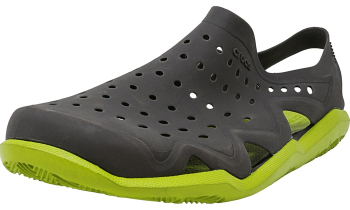 322e319582134d Up To 48% Off on Crocs Men s Swiftwater Rubber...