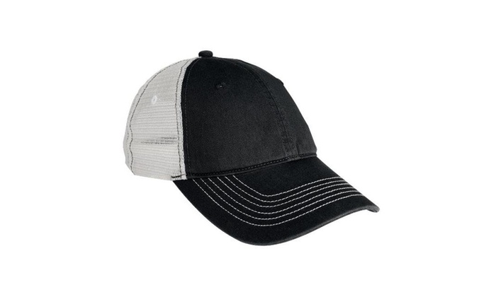 Up To 12% Off on District DT607 Mesh Back Cap ...  eb1bded5b04