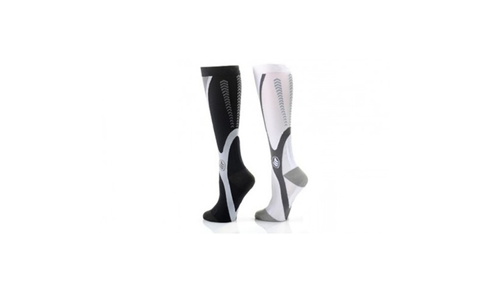 Athletic Pressure Point Compression Socks