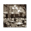 Alan Blaustein 'Cote d'Azur Cafe I' Canvas Art