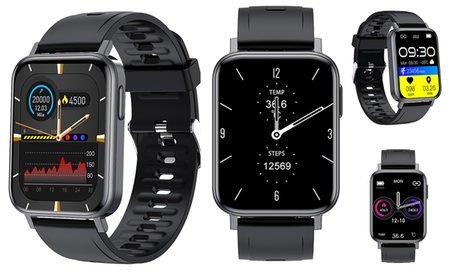 Waterproof Touch Smart Watch Women Men Sport Fitness Bracelet For iPhone Android