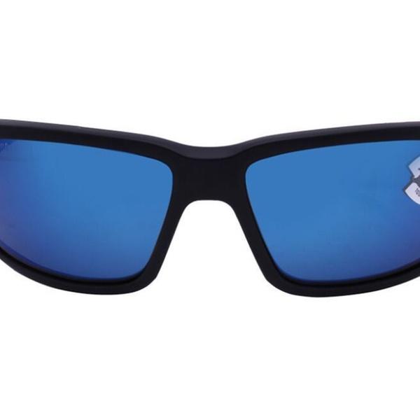 1d7c0f6a1ff0 Costa Del Mar Fantail TF 01 OBMGLP Blackout Frame / 580G Glass Polariz |  Groupon