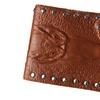 Crocodile Pattern Short Business Wallet for Men