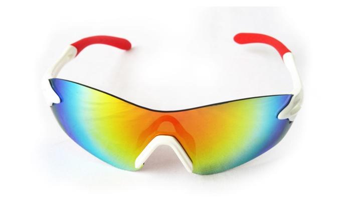 A99 Golf Sports Multicolor Sun Glasses