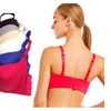 Push-Up Full Coverage Bras with Bow Accents (6-Pieces)