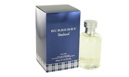 Burberry Weekend By Burberry 3.4oz/100ml Edt Spray For Men New In Box Was: $70 Now: $34.99.