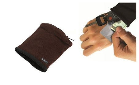 Wrist Wallet Pouch Banjees Band 24b4d126-3558-4590-ad92-68fd007118ff