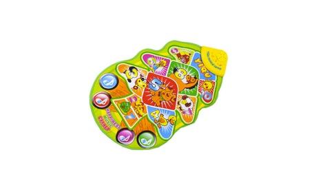 YIQU Kid Touch Play Musical Mat Tree Musical Carpet Toy piano music 947c265c-3b43-43a5-bfe5-28e4fb099a14