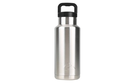 Ozark Trail Double Wall Stainless Steel Water Bottle - 36oz 66288612-f093-4889-8bc0-9357423f844a