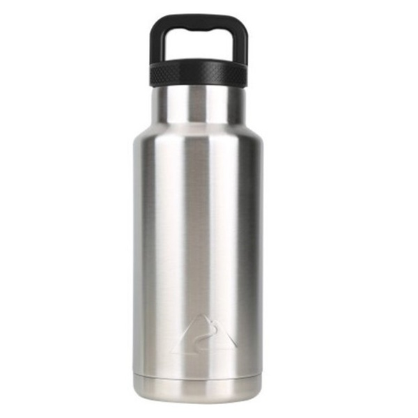 08be03f1d6 Ozark Trail Double Wall Stainless Steel Water Bottle - 36oz   Groupon