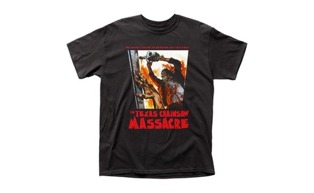 Authentic Texas Chainsaw Massacre What Happened Is True Tee 9572b1e4-29ba-4340-8188-09f0bd9374dc