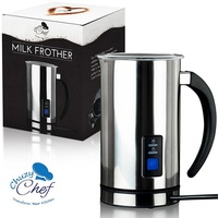 Deals on Electric Milk Frother and Warmer