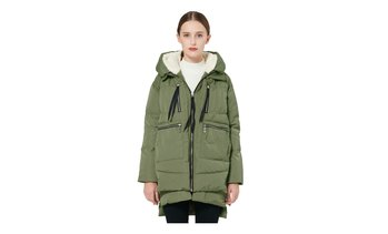 Women's Thickened Down Jacket- 2 Colors
