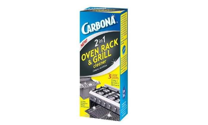 Carbona 320 2 In 1 Oven Rack And Grill Cleaner 16 9 Oz