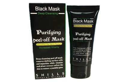 Shills Deep Cleansing and Purifying Peel-Off Black Face Mask 677432f8-fb03-4dfe-b691-0a782957e06f