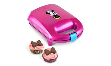 Disney Minnie Mouse Mini Cupcake Maker b1c72527-29f5-41ad-a2bc-738353f7f610