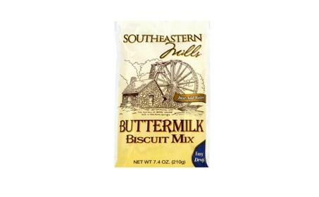 Southeastern Mills Buttermilk Biscuit Mix - 7 oz, Pack of 24 d1d16673-adaa-4225-ab45-b6d3ed255d64