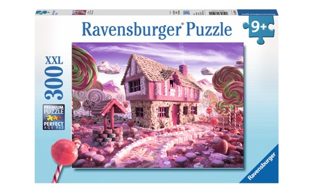 Ravensburger Children's Puzzles 300 pc Puzzles - Candy Cottage 13194 1b330ad9-fb2a-4129-b0c4-92b18cddb86b