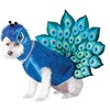 Peacock Pet Costume - Small