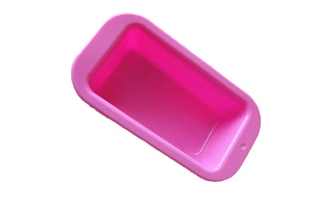 Rectangle Shaped Silicone Mold Cake Bread Pastry Baking Bake Ware b0156fbc-f565-4979-92bf-c67321a87672