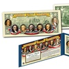 Founding Fathers DOI Official Genuine Legal Tender US Two-Dollar Bill