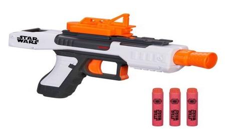 Star Wars Nerf Episode VII First Order Stormtrooper Blaster a334c52b-2086-4799-ba7d-af985bbc15c1