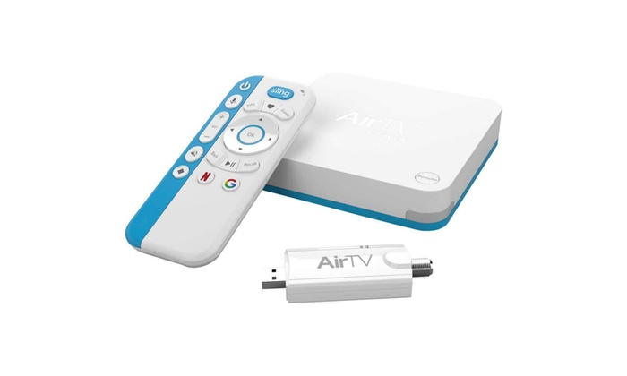 Up To 63% Off on AirTV 4K Streaming Media Play    | Groupon Goods