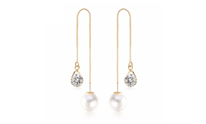 the earrings gatsby of style ben amun perfectly pin roaring by pearl drop reflecting glam s oval long