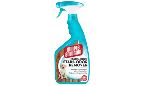 Simple Solution Hardfloors Stain and Odor Remover 32oz 548d0fbd-0ed8-4901-8a3d-016da840e61e